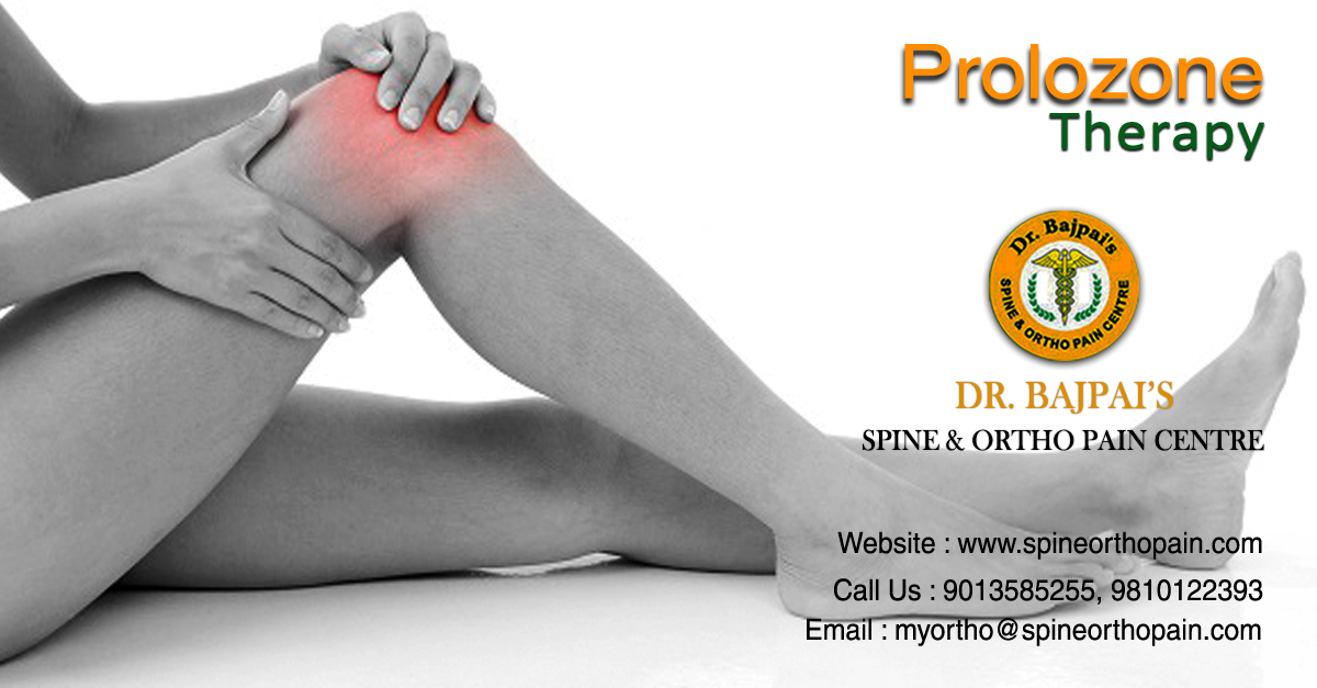 Best Prolotherapy Doctors in Delhi