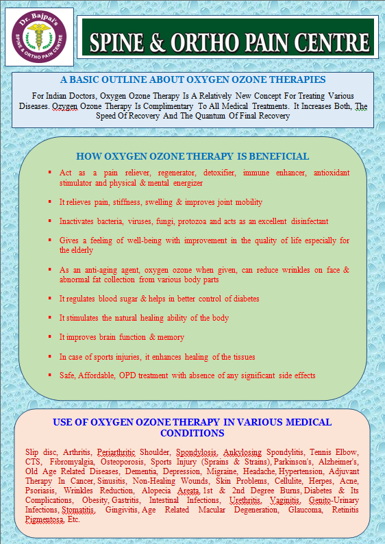 Workshop On PRP, Prolozone, Prolotherapy & Oxygen Ozone Therapy